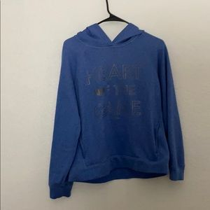 Other - light blue hoodie w/ pockets